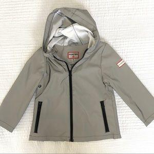 Hunter raincoat